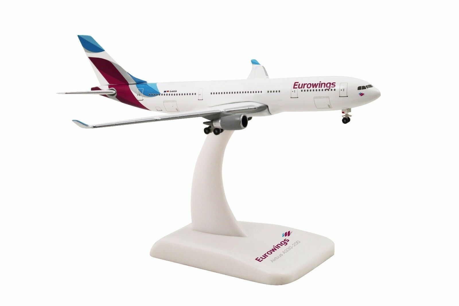 Limox Wings 1 200 Eurowings Airbus A330-200 New Livery D-AXGA AVIATIONMODELSHOP  | Hochwertige Produkte
