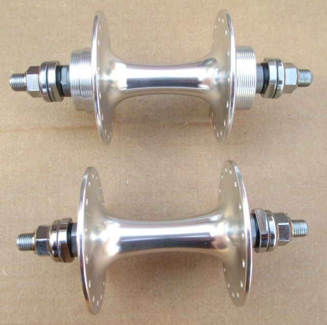 Track Fixie Bike Hub 32H Fixed Gear Dia-Compe Gran Compe Front Low Flange