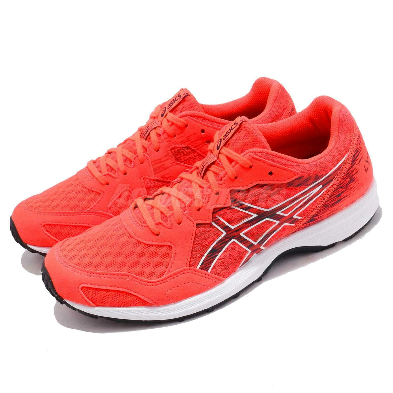 Asics Lyteracer 2 Flash Coral blanco Men Running zapatos zapatillas 1011A173-700