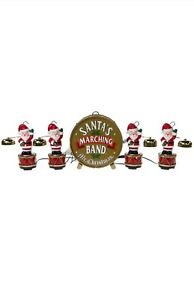 image is loading mr christmas santas marching band battery operated plays