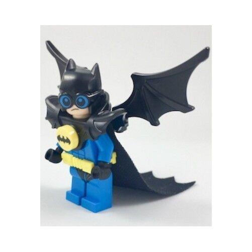 Lego 70922-Lego Batman Película-Nightwing-Wings y capa-Mini Figura