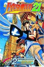 Eyeshield 21, Vol. 2, Inagaki, Riichiro, New Books
