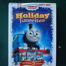 Thomas Train & friends Holiday Express Merry Winter Wish Ultimate Christmas 3PK