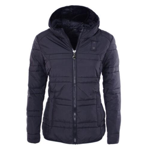 Frauenjacke Winter Jacke Slim Fit Daunenjacke Casual Jacke mit Kapuze
