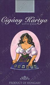 METAPHYSICAL-Gypsy-Tarot-telling-card-deck-B-N-001