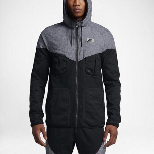 Nike En 125 Rrp 00 Veste € Breaker Wind International NoirGris Petite PZXkiOu