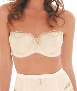 890e32661c Image is loading Charnos-Bridal-Bailey-Strapless-Multiway-Bra-55102-Ivory