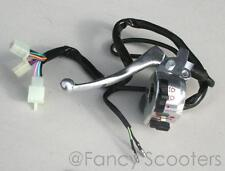 Peace Sports Mini Chopper 50cc Left Brake Hosing with 13 wires, TPGS-101