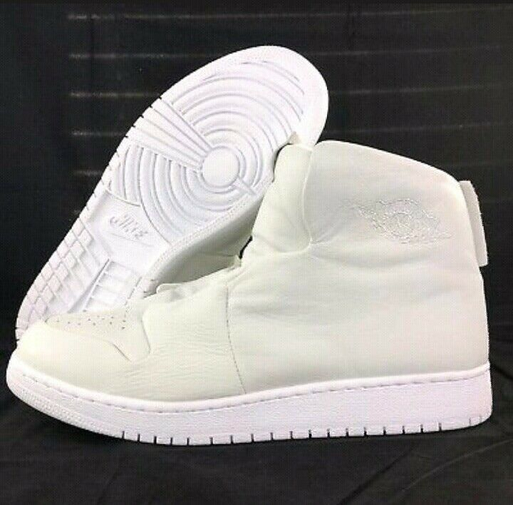 Nike Air Air Air Jordan 1 Womens Retro High Sage Off White AJ1  AO1526-100 size US 9.5 c75641