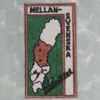 Mellan Svenska Patch - Swedish Cleaning Company - 1 1/4 X 2 3/8
