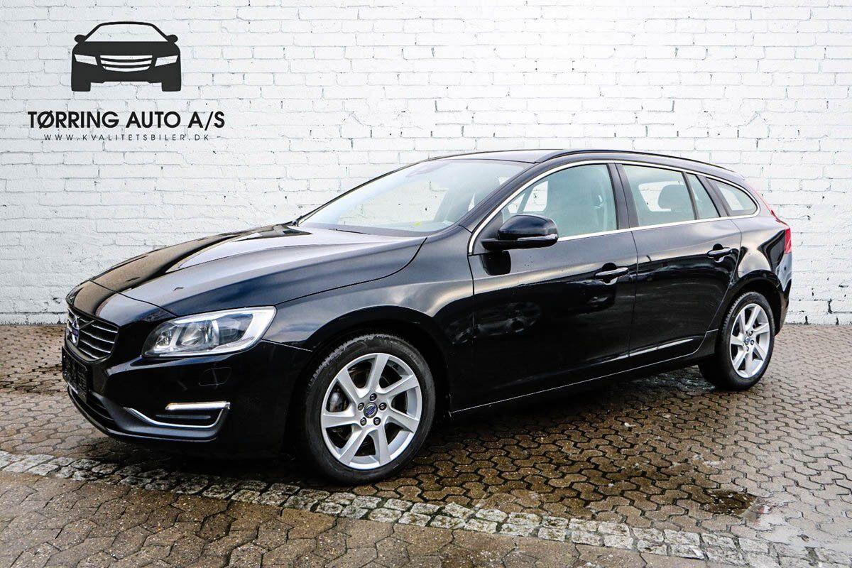Volvo V60 2,0 D4 181 Momentum Drive-E 5d - 184.900 kr.