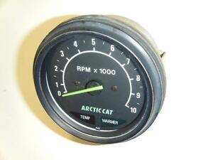 91-94-Arctic-Cat-440-Prowler-Pantera-Cougar-Jag-Ext-ZR-Tachymetre-RPM-Jauge