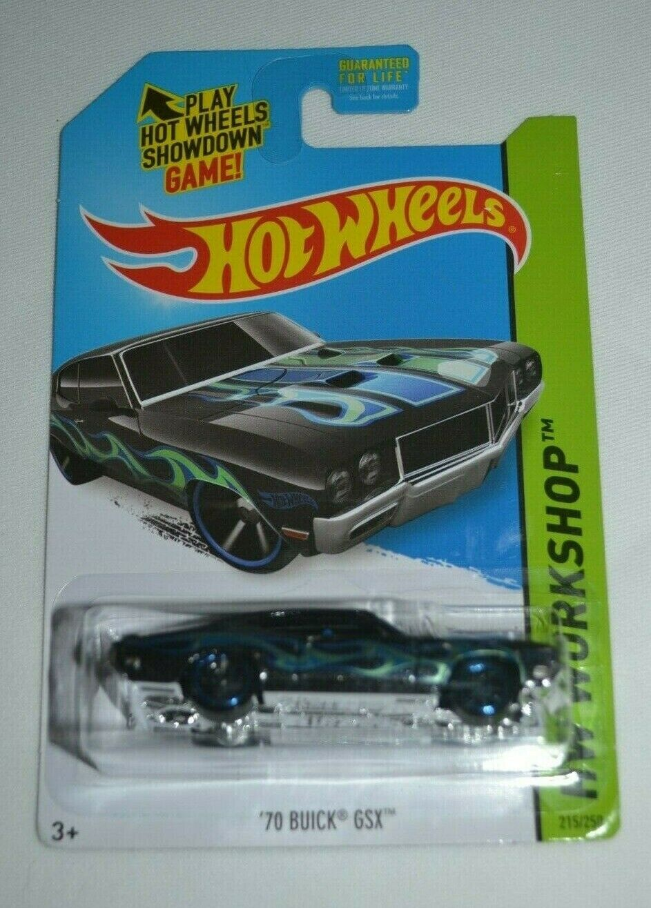 70 Buick GSX HW Workshop  Hot Wheels
