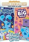 Blue's Clues Blue's Big Band and Blue 0097368231146 DVD Region 1