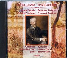 Peter Tchaikovsky Grand Sonata - Pletnev, Mikhael (CD)