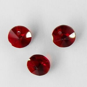 6428 6 S *** 15 Perles Cristal Swarovski Mini Breloque 6mm Siam