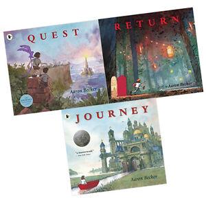 Aaron-Becker-Collection-3-Books-Set-Journey-Trilogy-Series-Quest-Return-BrandNew