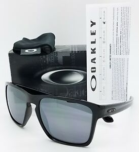 ec7ef17e12254 NEW Oakley Sliver XL Sunglasses Polished Black   Black Iridium 9341 ...