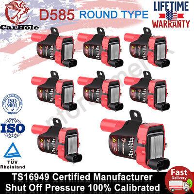748UU 12622553 12656210 8 Packs D585 UF262 Ignition Coils Pack ...