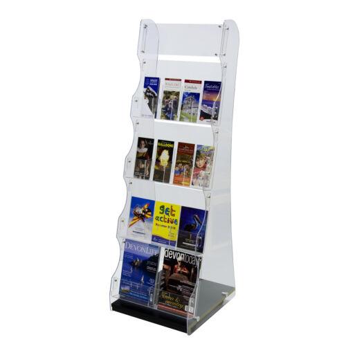 Information Stands on castorsLeaflet HolderInformation Display Brochure