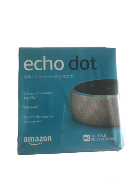 Amazon Echo Dot 3rd Generation - Gray