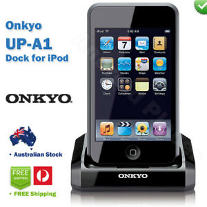 Brand-NEW-Onkyo-UP-A1-Dock-for-iPod-amp-iPhone-30-Pin-Connector