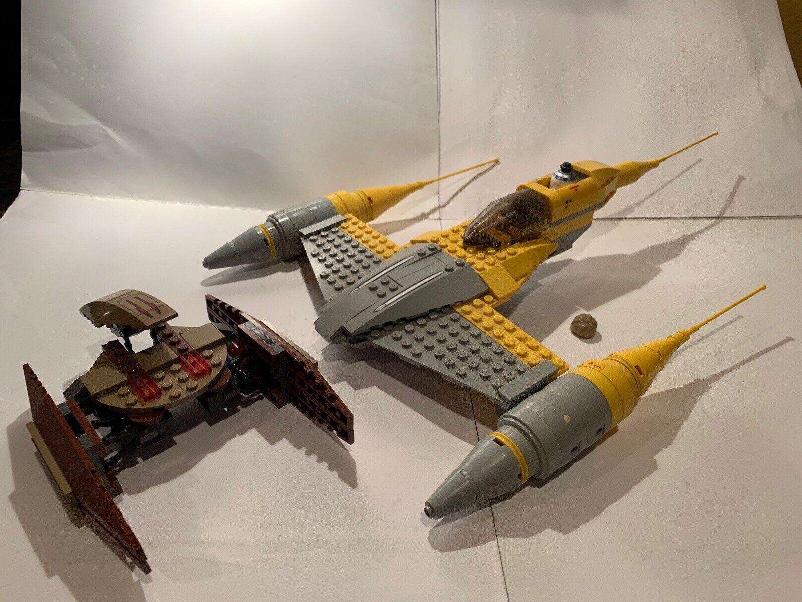 LEGO Star Wars Naboo N-1 Starfighter And Vulcher Droid 7660