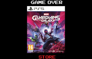 Marvel's Guardians Of The Galaxy Ps5 Playstation 5 Nuovo ITA Videogame Promo