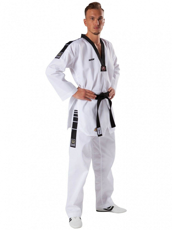 Kwon ® TKD Anzug Grand Victory Taekwondoanzug Dobok Dobok Dobok Taekwondo Dobok 20eb76