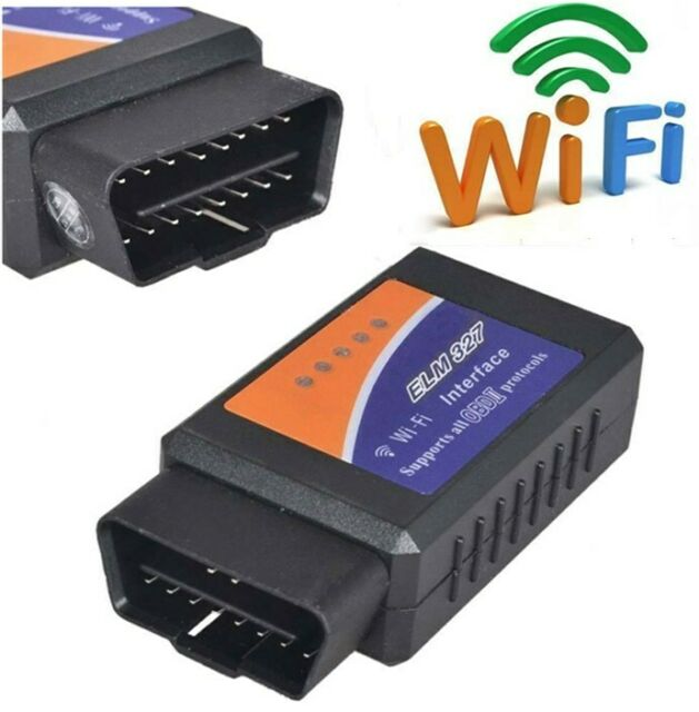 Mini V2.1 Bluetooth ELM327 OBD2 II Auto KFZ Diagnose Testger/ät Interface Scanner