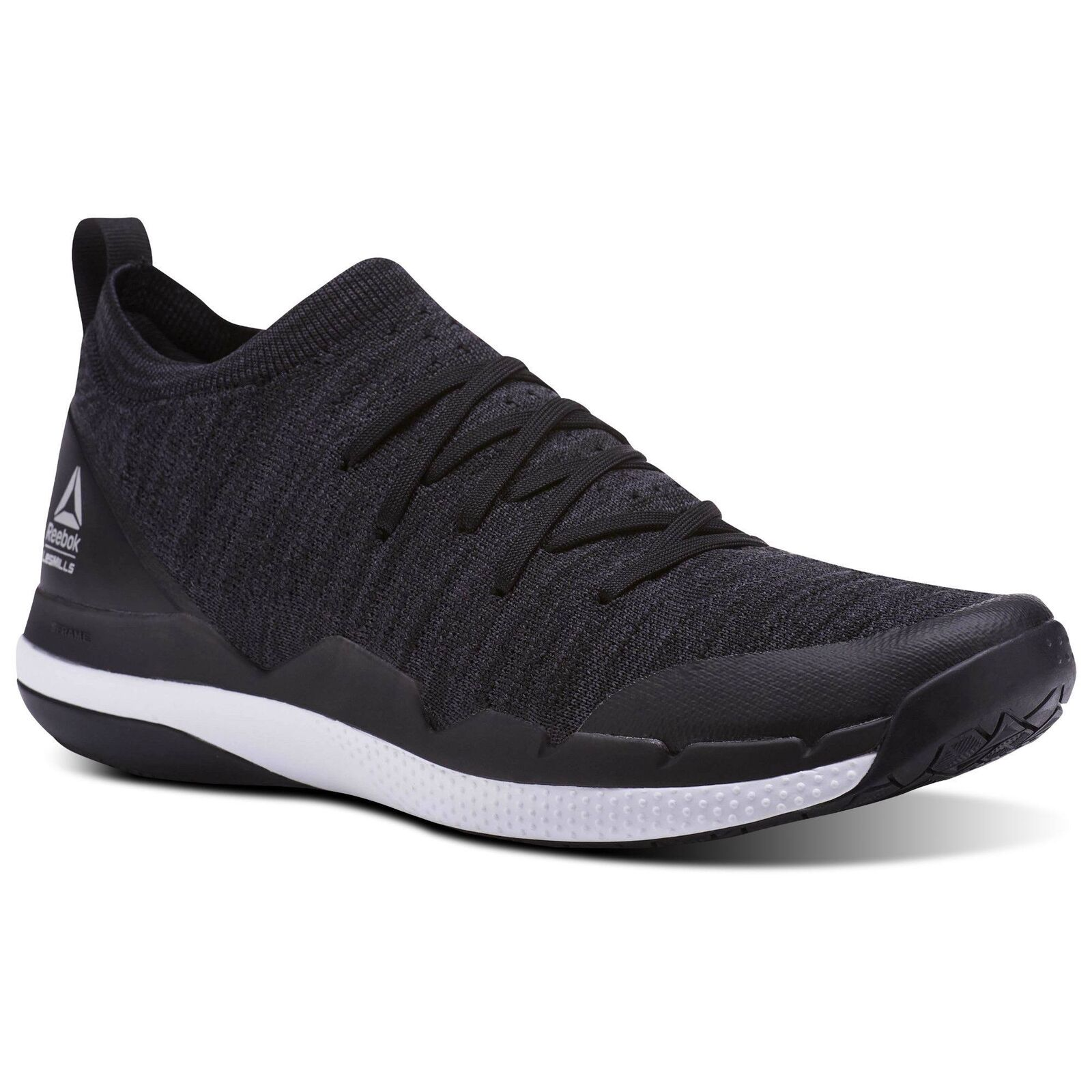 Nuevo Reebok De Hombre Ultra circuito TR ultk LM Zapatillas Negro blancoo CN5947