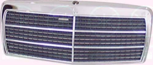 Calandra cromo parrilla de radiador cromo completamente mercedes w201 190 año 82-93