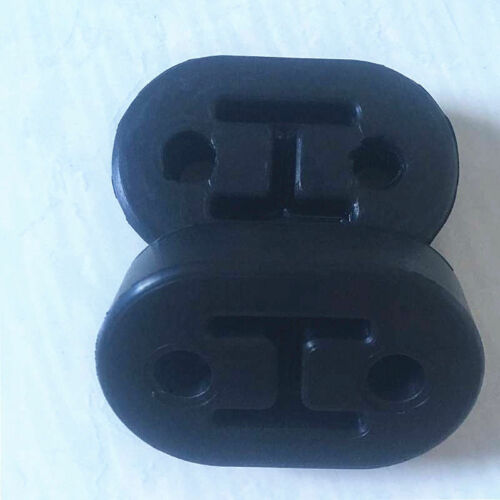 Upgraded Sports Strong Duty Car Exhaust Hanger Bracket Rubber Mount Durable LB
