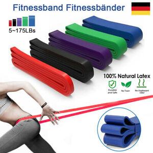 Fitnessband Fitnessbänder Resistance Band Klimmzugband Widerstandsband Bänder