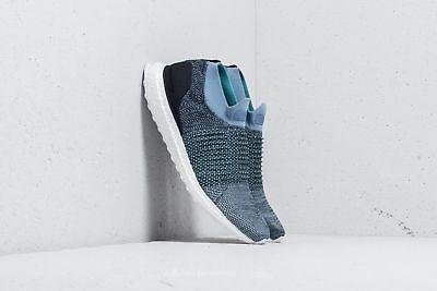 wholesale dealer 83c73 5edd5 adidas Ultra Boost Laceless Parley Men's (8.5 - 12) Grey Blue CM8271  UltraBoost | eBay