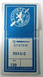 AGHI ago 253 S//C M MISURA finezza 70 per Macchina Cornely PHX253 S//C M 253S//C