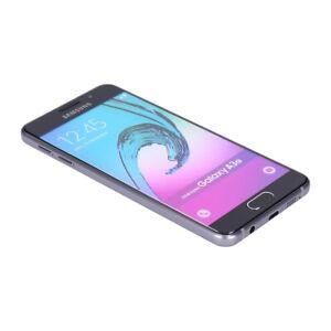 Samsung-Galaxy-A3-2016-Handy-Dummy-Handy-Attrappe-in-schwarz