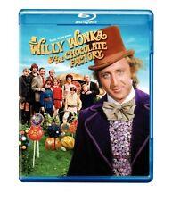 Willy Wonka & the Chocolate Factory (2010, Blu-ray NIEUW) BLU-RAY/WS