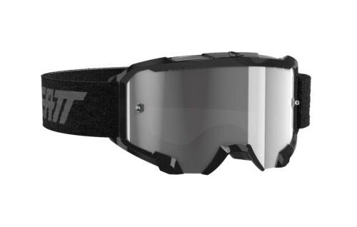 2020 Leatt Velocity 4.5 Schwarz Crossbrille  Enduro MTB DH MX Motocross Brille