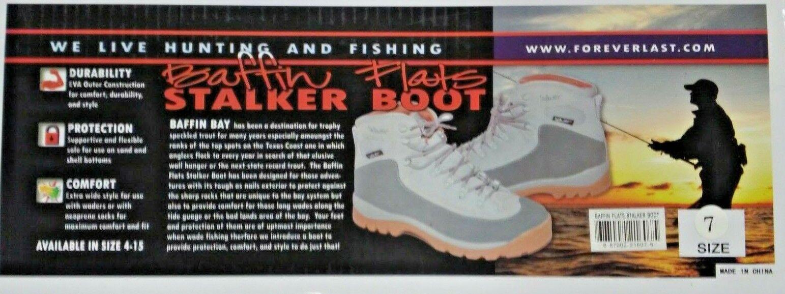 ForEverLast Baffin Flats Stalker Boots G  Size 7   save 35% - 70% off