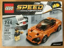 75880 MCLAREN 720S race car lego legos set NEW Speed Champions retired SEALED