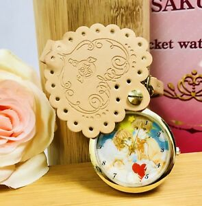Break Prize Cardcaptor Sakura Premium Pocket Watch Vol 2 Sakura Syaoran Stay Key by Break