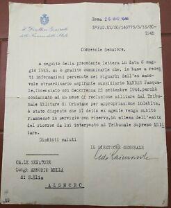 1946-LETTERA-AUTOGRAFA-DIRETTORE-FERROVIE-GIOVANNI-DI-RAIMONDO-SU-LADRO-SARDO