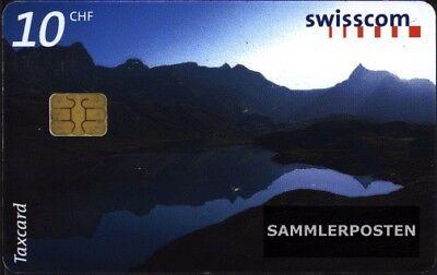 Professioneller Verkauf Schweiz 9712a 10 Franken Gebraucht 1997 Tannensee Professionelles Design Telefonkarten Briefmarken