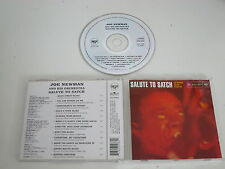 JOE NEWMAN AND HIS ORCHESTRA/SALUTE TO SATCH(RCA 74321609862) CD ALBUM