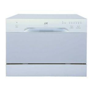 Countertop Dishwasher Silver : ... Appliances > Dishwashers > See more OPENBOX SPT Sd-2213s Countertop