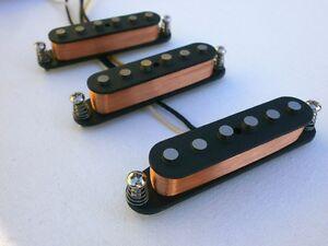 Strat Tonabnehmer Set für Fender Stratocaster Scatter Wunde Blues Classic