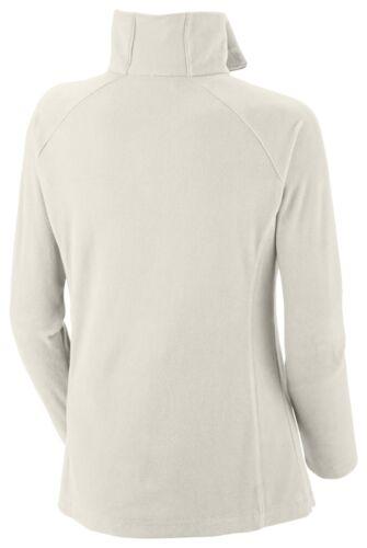 XL 46 NEU Columbia Damen Freizeit Fleeceshirt Pullover langarm weiß Gr