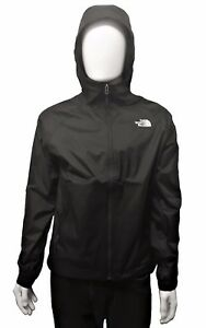 eeecdd945 Details about THE NORTH FACE Men's Boreal Rain Jacket Black M L Waterproof  Mesh Lining NEW