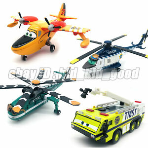 Mattel-Disney-Pixar-Planes-Deluxe-LIL-DIPPER-28-Diecast-Model-Loose-Choose-Toys